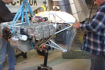 Jabiru aircraft engine installation seminar DVD video