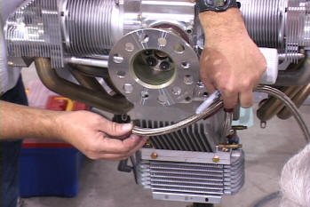 Jabiru aircraft engine installation seminar DVD video