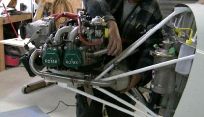 Rotax 912 Zenith CH750 aircraft engine installation seminar