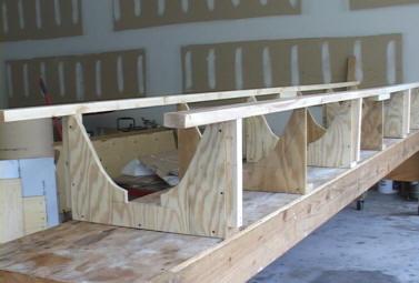 Building your Zenair floats - construction DVD video