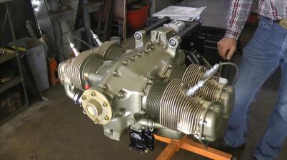 Continental aero c75 c85 c90 & o-200 overhaul manual, parts.