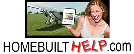 Homebuilt HELP Experimental Aircraft Build DVDs
