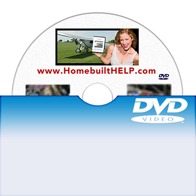 Homebuilt HELP Experimental Aircraft DVD